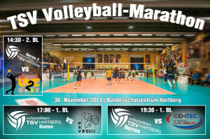 Volleyball-Marathon