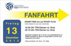 Fanfahrt Graz