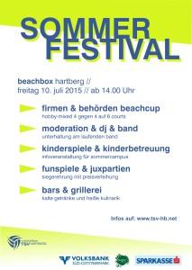Sommerfestival 2015