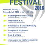 Sommerfestival 2016 am 8. Juli ab 14:00 Uhr