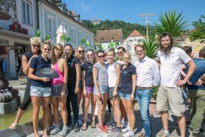 Gemeindeduell mit TSV Volleyball