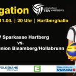 Mittwoch 20 Uhr Hartberghalle: Damen im ultimativen Relegations-Duell