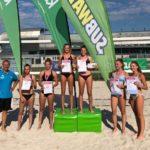 TSV-Nachwuchs brilliert am Sand erneut
