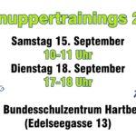 Wir suchen die Bundesligaspieler von Morgen!