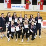 TSV U17-Teams sehr erfolgreich bei Bundesmeisterschaften