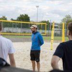 TSV-Volleyballer starten unter Auflagen ins Training
