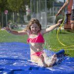 Beachweek und Kidsweek eröffneten den TSV-Sommercampus