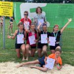 TSV bei Nachwuchsbeachvolleyballmeisterschaften erfolgreich!